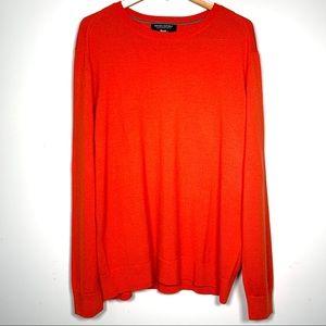 BARUFFA x BANANA REPUBLIC Italian Wool Sweater XL
